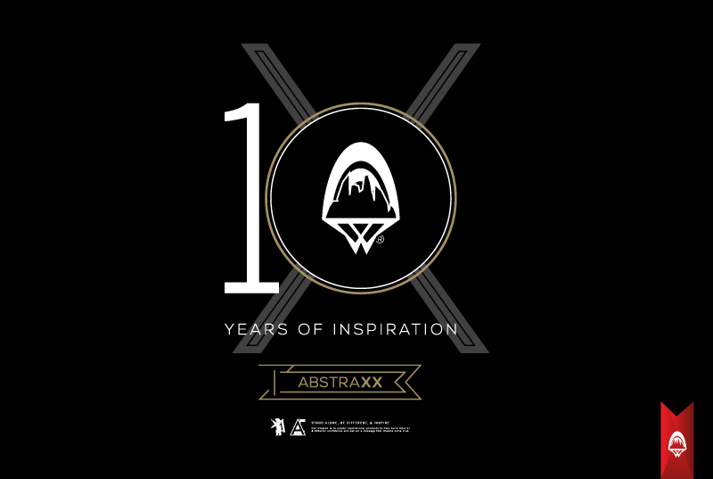 10 Years of Inspiration