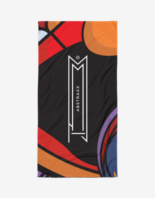 ABSTRAXX Heatwave Towel